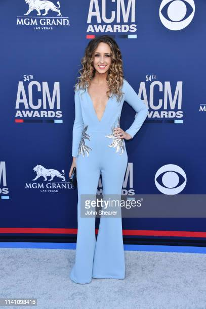 Parker Welling attends the 54th Academy Of Country Music Awards at MGM Grand Garden Arena on April 07, 2019 in Las Vegas, Nevada.