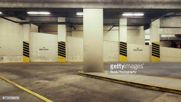 parking garage of the tropicana casino & resort, atlantic city - parking garage stock pictures, royalty-free photos & images