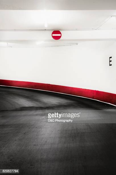 Parking Garage Ramp