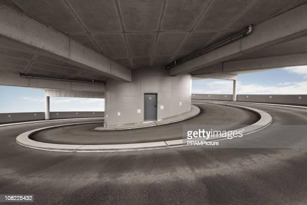 Garage spirale Passo carraio