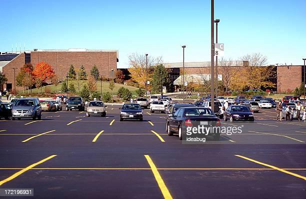 Parkplatz Lot