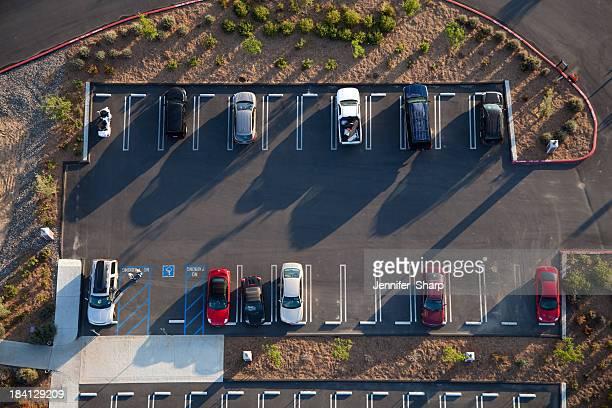 Aire de stationnement