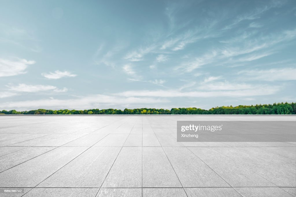 Parking Lot : Stock Photo