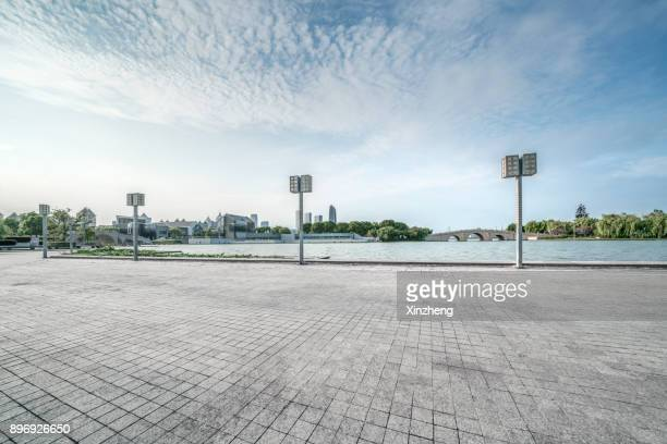 parking lot - pavilion stock pictures, royalty-free photos & images