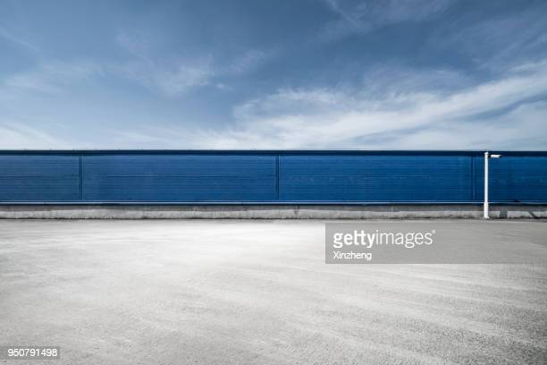 parking lot - building feature stock pictures, royalty-free photos & images