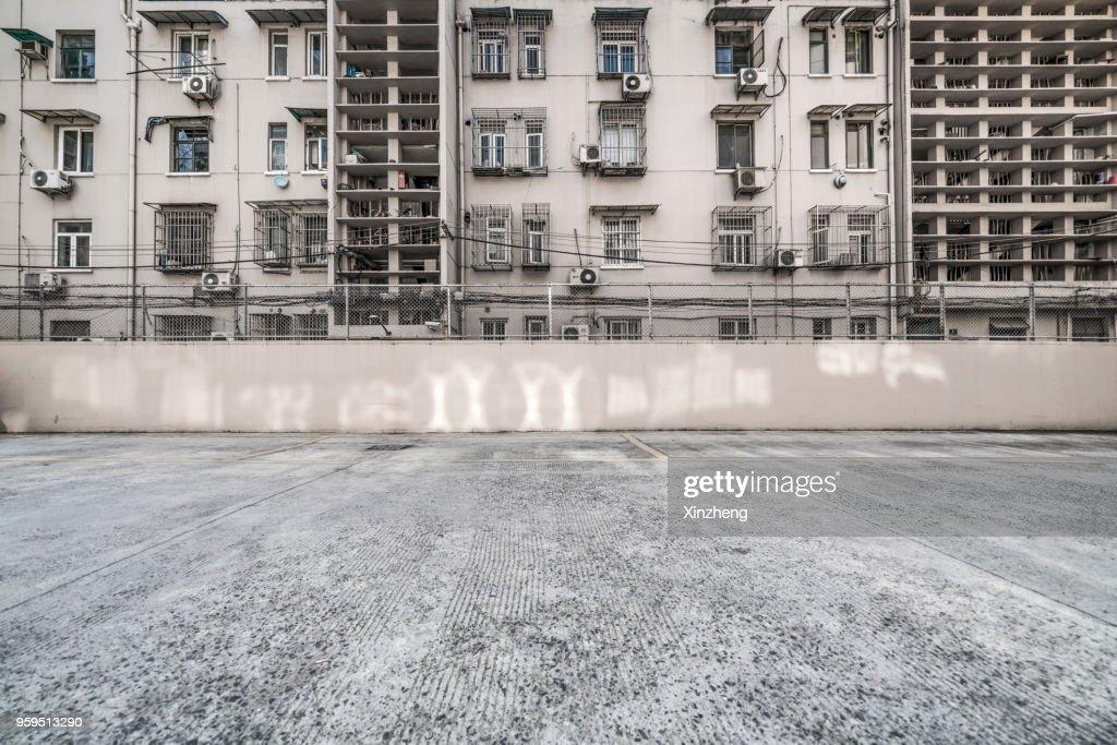 Parking Lot : Stock Photo