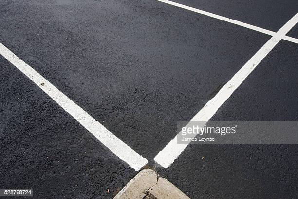 Parking Lot Spaces