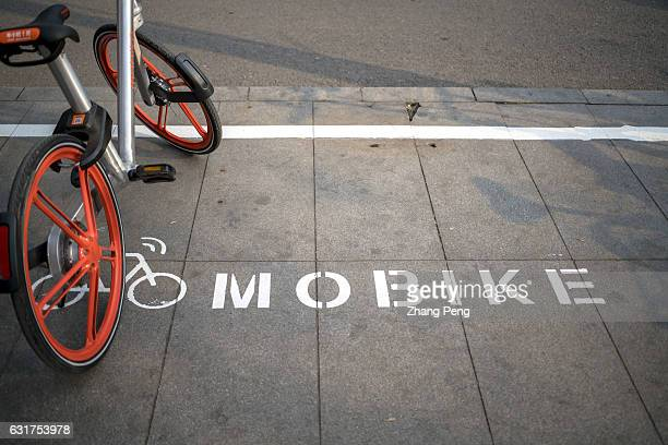 A parking lot special for Mobike Mobike is one of the leading bikesharing companies starting business in April of 2016 and developing fast in major...