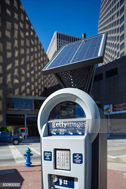 Parking meter, Houston, Texas.