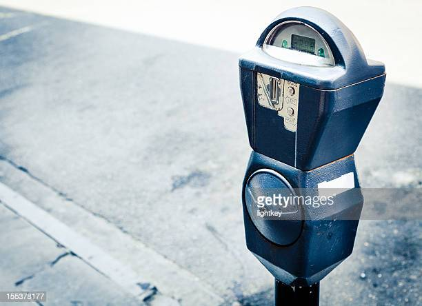 parking meter, new orleans - parking meter stock photos and pictures