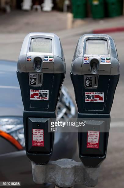 駐車メーター