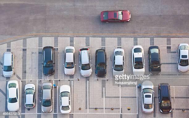 Parking roadside