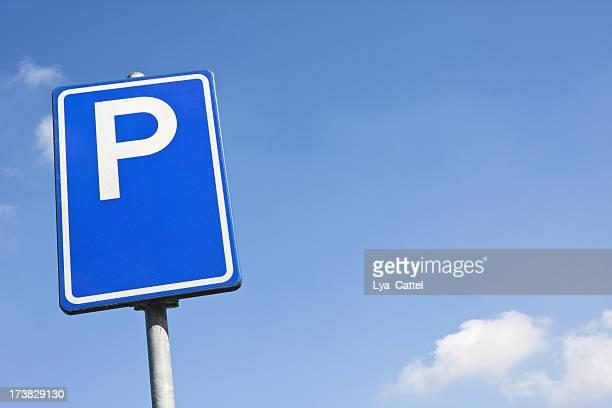 Parking sign # 1