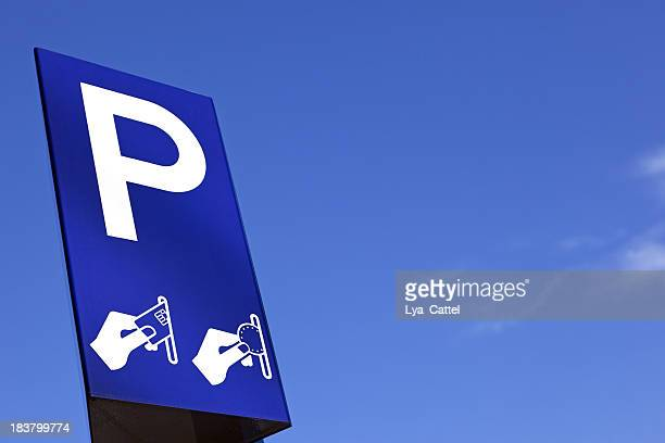 駐車標識# 2 XXXL