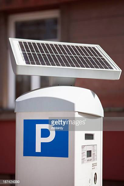 parking ticket dispenser - parking meter stock photos and pictures