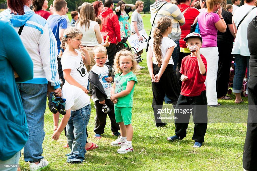 Parklife Festival : Stock Photo