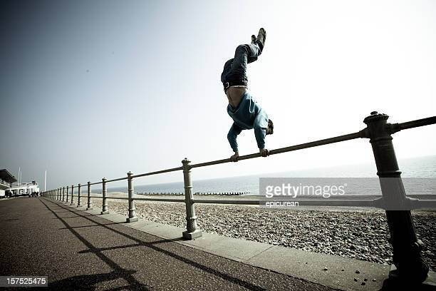 Parkour and freerunning