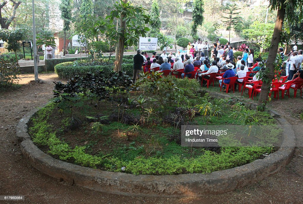 Parks And Gardens Residents Of Khar Have Adopted The Municipal Garden And  They Will Redevelop It