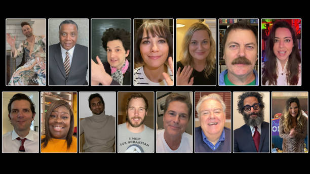 """CA: NBC's """"Parks and Recreation"""" Special"""