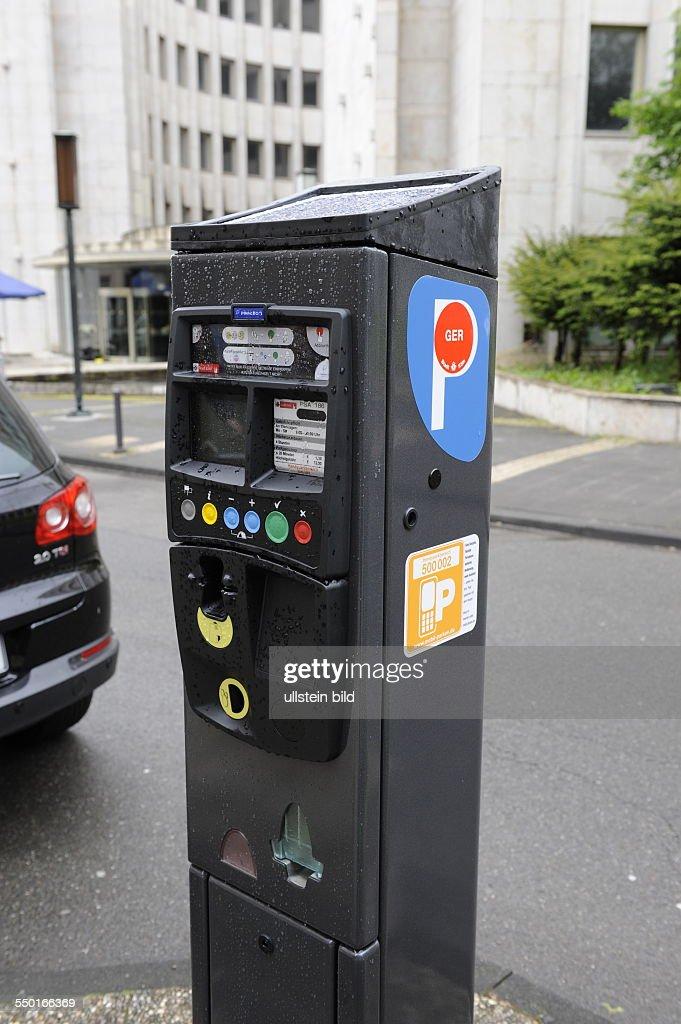 Solaranlagen Köln parkscheinautomaten pictures getty images