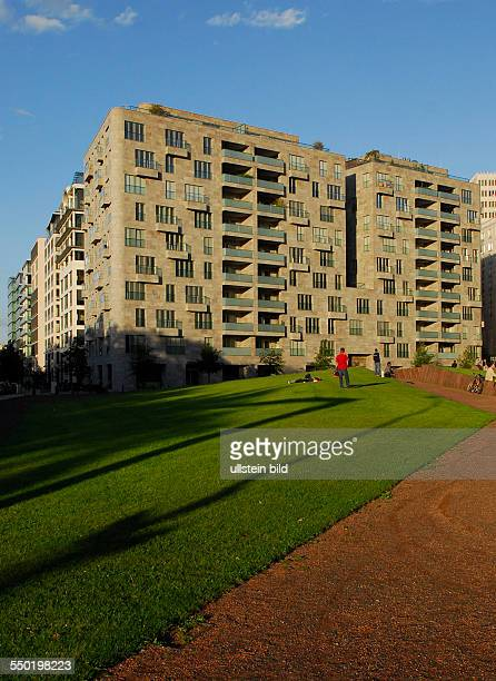 Parkside Apartments am Potsdamer Platz in Berlin