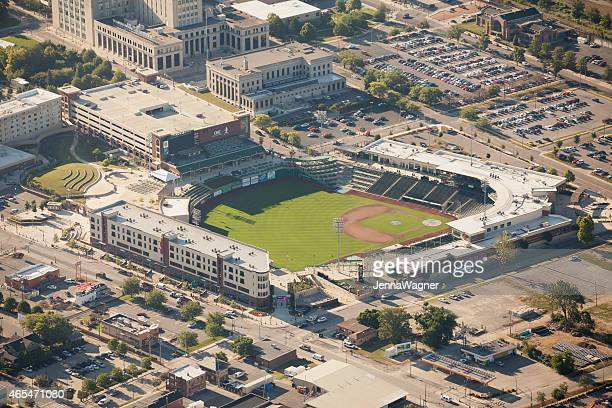 Parkview Field and Tin Caps Ballpark