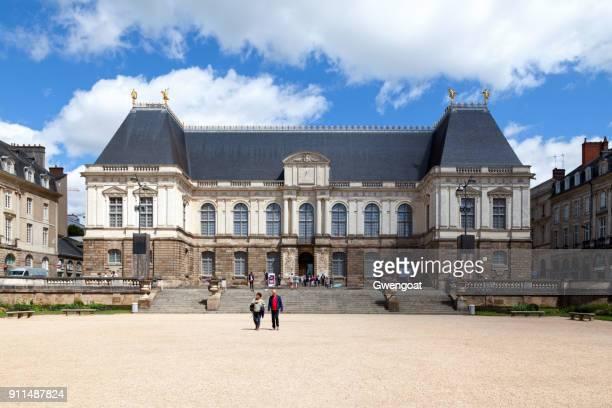Parlement de Bretagne in Rennes