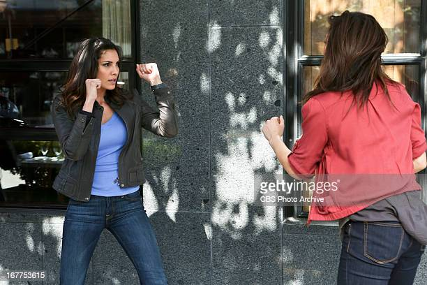 """œParley"""" Pictured Daniela Ruah and Jeananne Goossen Deeks goes undercover to obtain information about an infamous arms dealer looking to get back in..."""