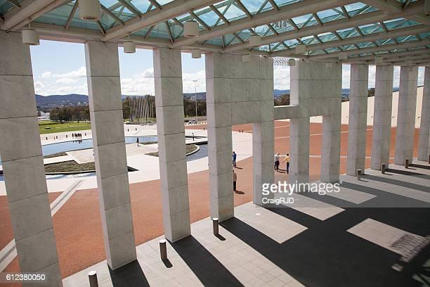 Parliament Building Canberra