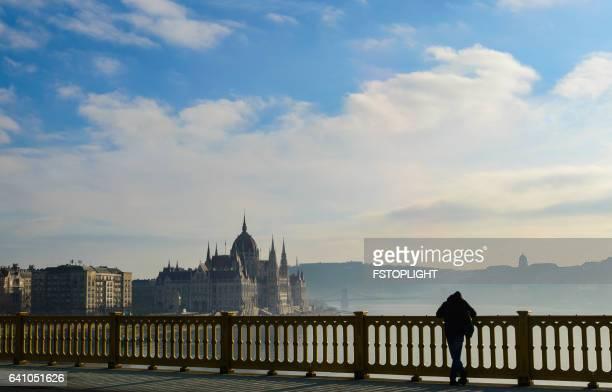 Parlament-Gebäude in Budapest