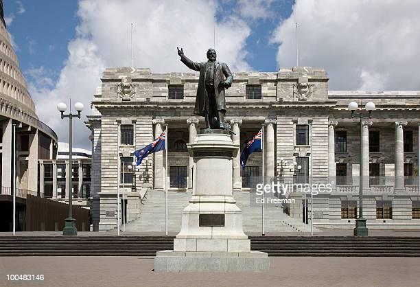 Parliament Building, Wellington, New Zealand