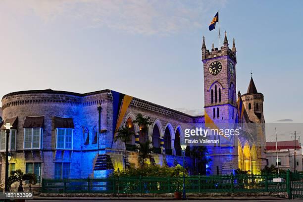Parliament Buildings, Bridgetown, Barbados