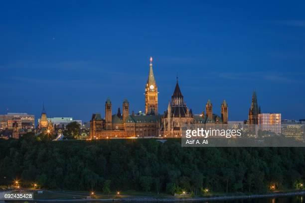Parliament Hill, Ottawa, Canada.
