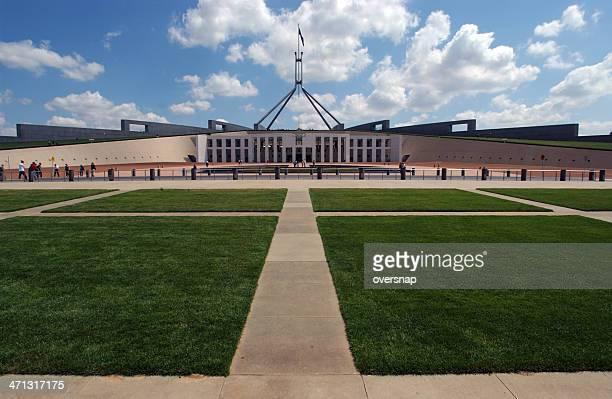 国会議事堂、キャンベラ - オーストラリア国会議事堂 ストックフォトと画像