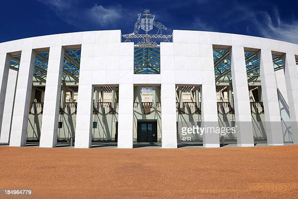 Parliament House Courtyard, Canberra, Australia (XXXL)
