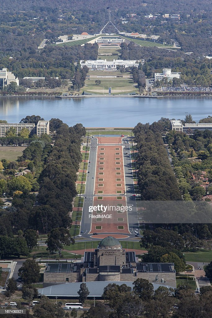 Parlamento House, Canberra : Foto de stock
