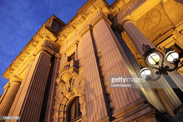 parliament house, melbourne - social history stock pictures, royalty-free photos & images