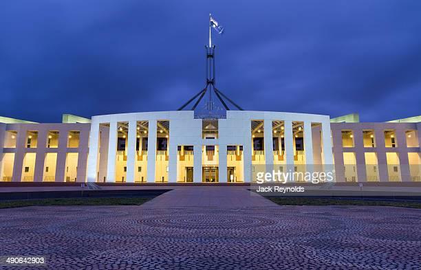 parliament house - オーストラリア国会議事堂 ストックフォトと画像