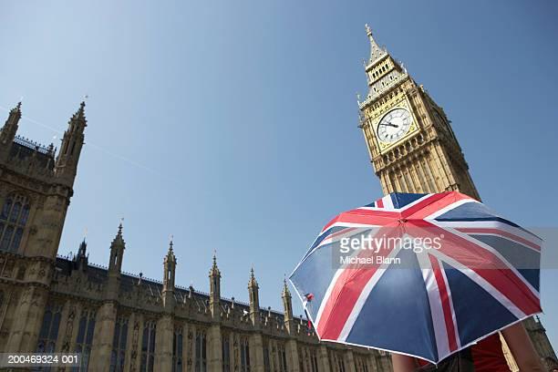 parliament houses, london, england, july 2006 - london england stockfoto's en -beelden