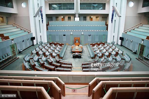 Parliament Inside the House of Representatives