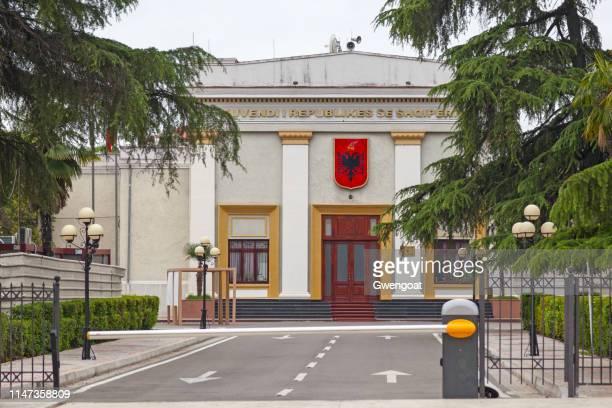 Parliament of Albania in Tirana