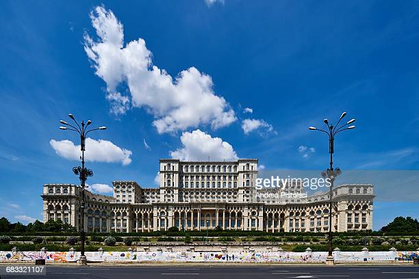 Parliament Palace, Bucharest, Romania