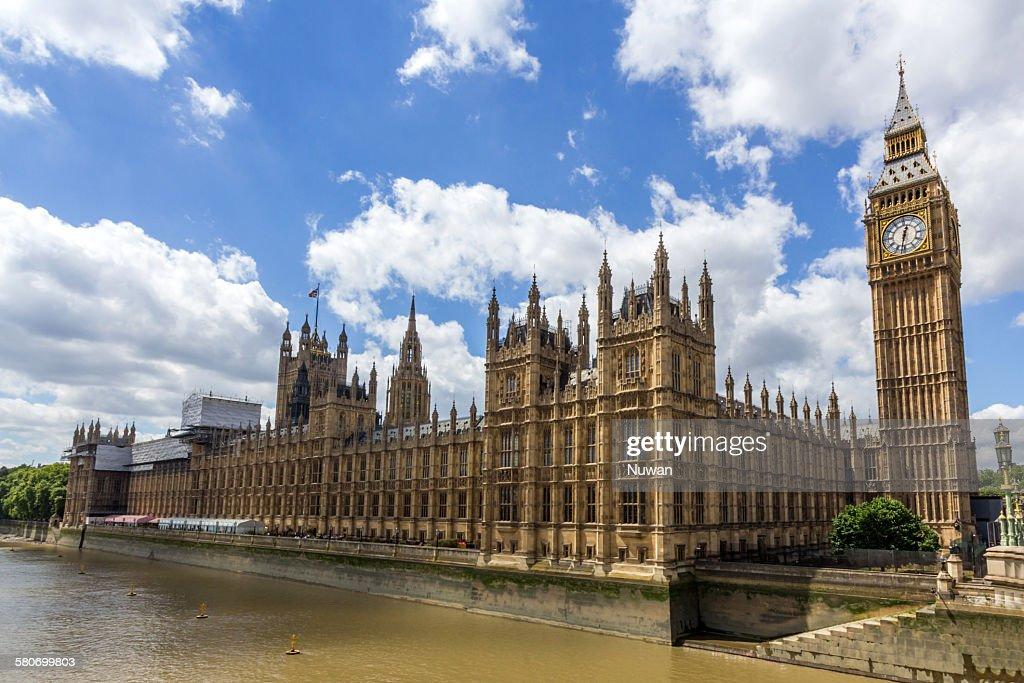 UK Parliament : Stock Photo