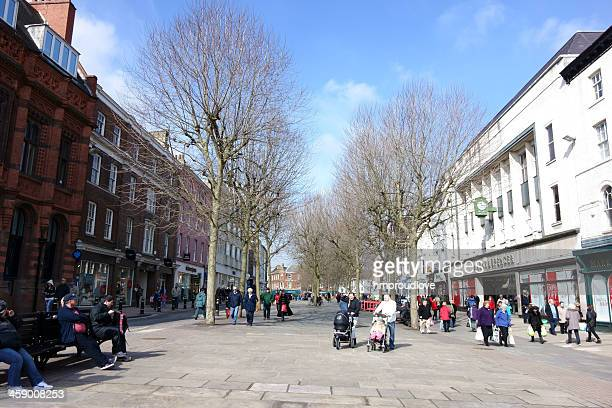 parliament street york - york yorkshire stock pictures, royalty-free photos & images