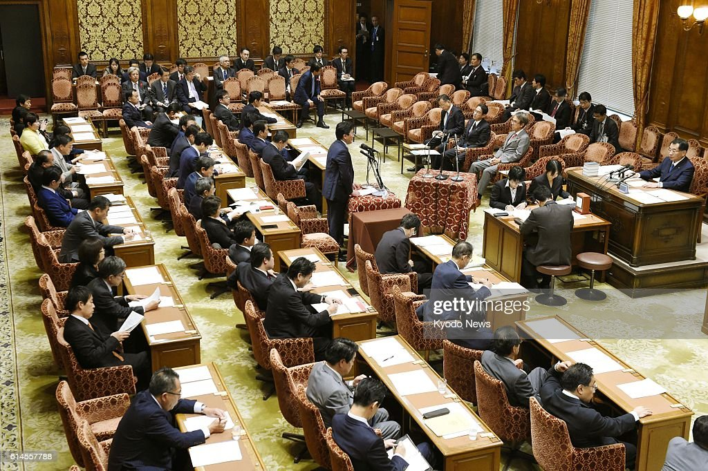 TPP debate starts by lower house special panel : News Photo