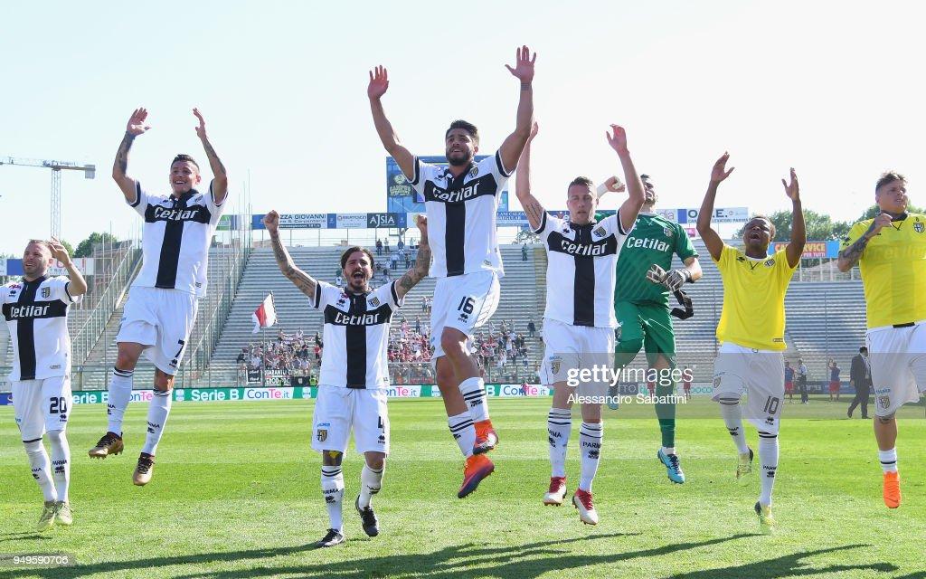 Parma Calcio v Carpi FC - Serie B : ニュース写真