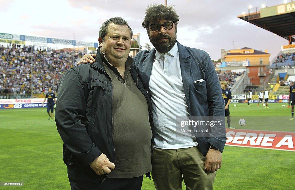 Parma FC v AS Livorno Calcio - Serie A : Nieuwsfoto's