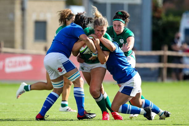 ITA: Italy v Ireland - Rugby World Cup 2021 Europe Qualifying Tournament