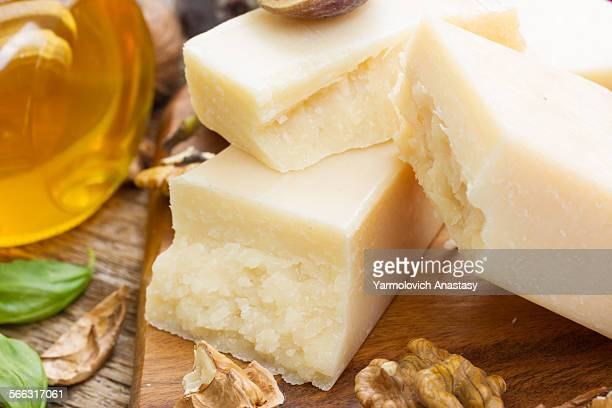Parmesan cheese dessert