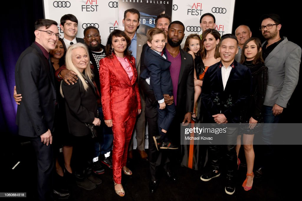 "AFI FEST 2018 - Gala Screening Of ""Bird Box"" : News Photo"